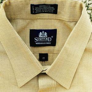 "**NWOT** Stafford ""Wrinkle Free"" Shirt"